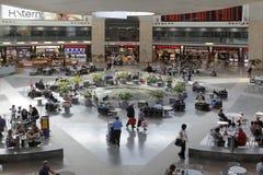 Flughafen Wien Stockfoto