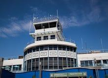 Flughafenabfertigungsgebäude Lizenzfreie Stockfotos