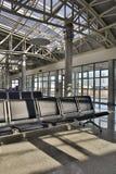 Flughafenaufenthaltsraum Lizenzfreie Stockfotografie