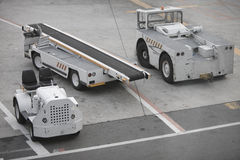Flughafenausrüstung Lizenzfreies Stockbild
