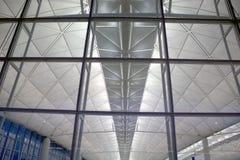 Flughafendach Lizenzfreie Stockfotografie