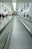 Flughafeninnenraum Stockbild