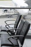 Flughafenprioritätssitze Lizenzfreie Stockbilder