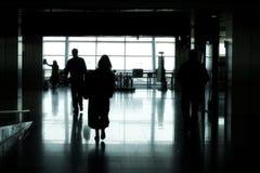 Flughafenserie Stockfotografie