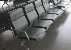 Flughafensitz Lizenzfreie Stockbilder