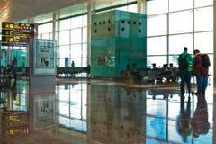 Flughafenterminal stockbild