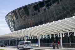 Flughafenterminal Lizenzfreies Stockbild