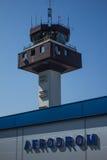 Flughafenturm Stockbilder