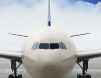 Fluglinien lizenzfreie stockbilder