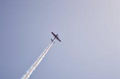 Flugschau in Ahmedabad, Indien Stockbilder