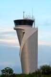 Flugsicherung-Kontrollturm Stockfotos