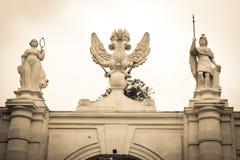 Flugsteig I der alba Carolina-Zitadelle Lizenzfreie Stockfotografie