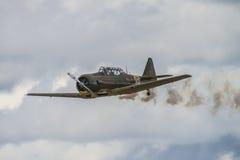 Flugtag am 11. Mai 2014 bei Kjeller (airshow) Lizenzfreies Stockfoto