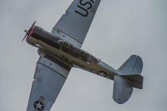 Flugtag am 11. Mai 2014 bei Kjeller (airshow) Lizenzfreie Stockfotografie