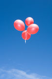 Flugwesenballone Stockbild