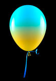 Flugwesenballone trennten Lizenzfreie Stockfotografie