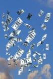 Flugwesendollar Lizenzfreie Stockfotos