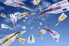 Flugwesengeld Lizenzfreies Stockbild