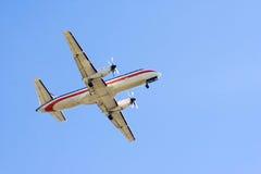 Flugzeug 1 stockfoto