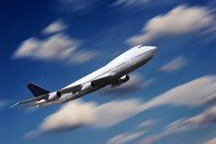 Flugzeug Lizenzfreie Stockbilder