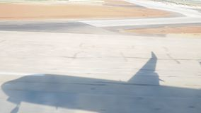 Flugzeug stock video footage
