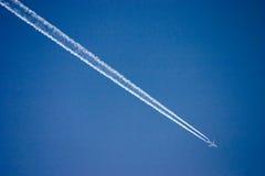 Flugzeug Lizenzfreies Stockfoto