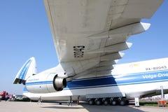 Flugzeug An-124-100 Lizenzfreie Stockbilder