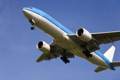 Flugzeug 13 Stockbild