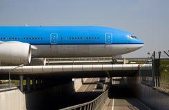 Flugzeug 17 Lizenzfreie Stockfotos
