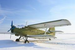 Flugzeug An-2 Lizenzfreie Stockfotografie