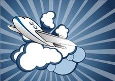 Flugzeug Stockfotos