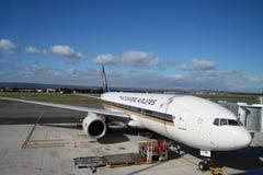 Flugzeug Stockbild