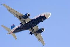 Flugzeug 5 Stockfotografie