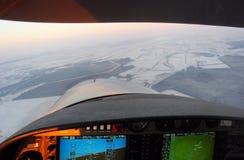 Flugzeug-Diamant 42 NG Stockfotografie
