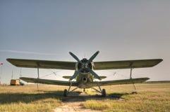 Flugzeug für das Skydiving Lizenzfreie Stockfotos