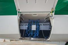 Flugzeug-Griff Stockbild