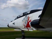 Flugzeug Luchs-dem Geschwader von der königlichen kanadischen Luftwaffen-416 Lizenzfreie Stockfotografie