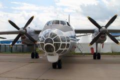 Flugzeug-Luftbildfotografie AN-30 an der internationalen Luftfahrt lizenzfreies stockbild