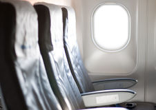 Flugzeug sitzt Stockbilder