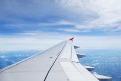 Flugzeugansicht Lizenzfreie Stockfotografie