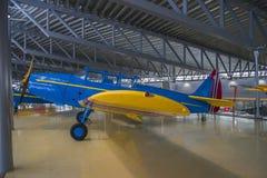 Flugzeugbaumuster, Fairchild pt-26 Lizenzfreies Stockfoto