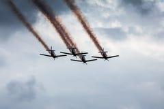 Flugzeuge Stockfotografie