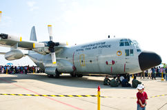Flugzeuge C-130 stockfotos