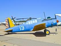 Flugzeuge in der Pima Luft und dem Platz Stockbilder