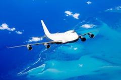 Flugzeuge im Flug Lizenzfreie Stockfotografie