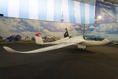 Flugzeuge pipistrel-Taurus Electros G2 lizenzfreie stockbilder