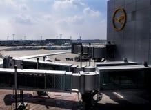 Flugzeugladentunnel Lizenzfreies Stockbild