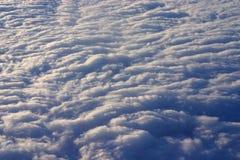 Flugzeugpanorama Lizenzfreies Stockbild