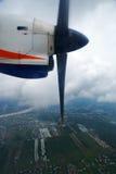 Flugzeugpropeller stockbilder