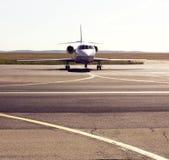Flugzeugquadrat Lizenzfreies Stockfoto
